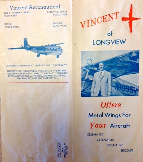 Metalized Wings and Pre Buy - Cessna 120-140 Association